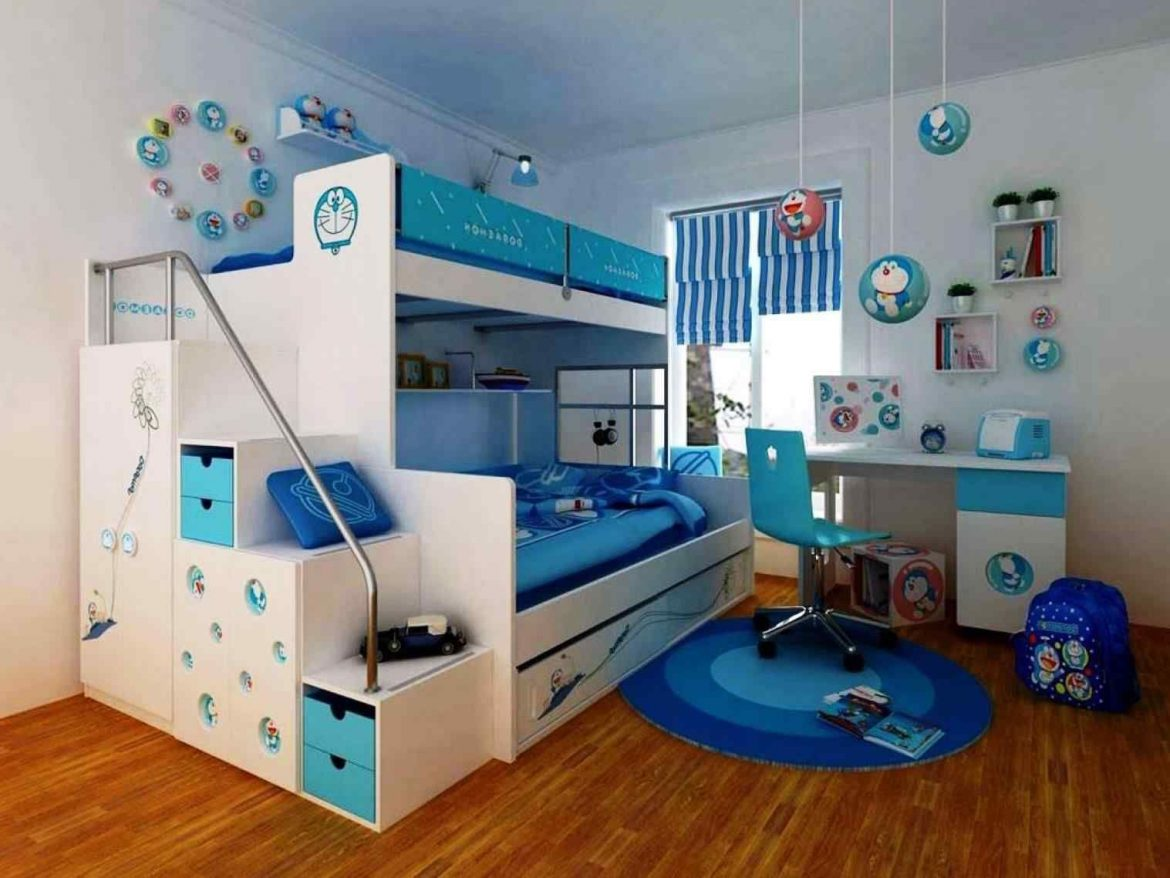 Tips to Decorate Your Kids Room with Amazing Facilities