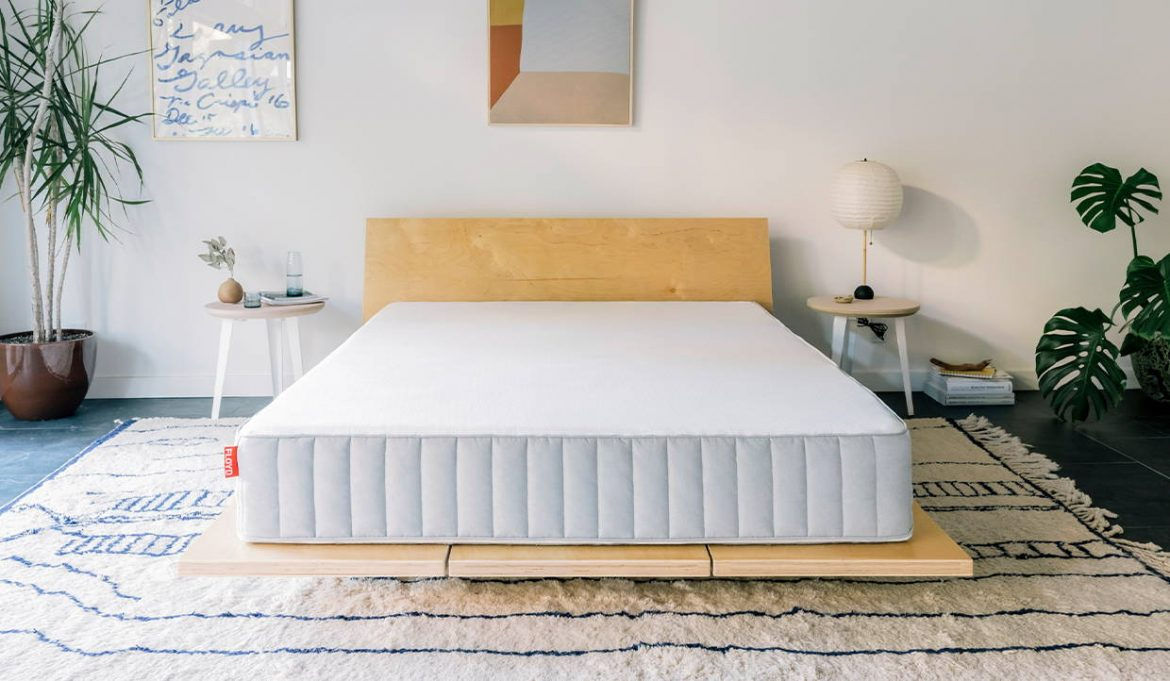 Type of material used for mattress