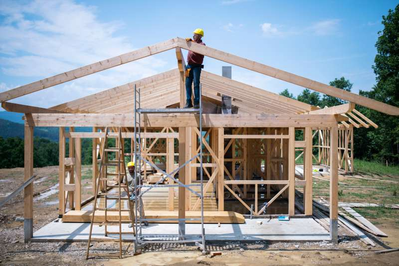 Get the most from new home builders